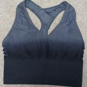 Seamless sport crop bra!